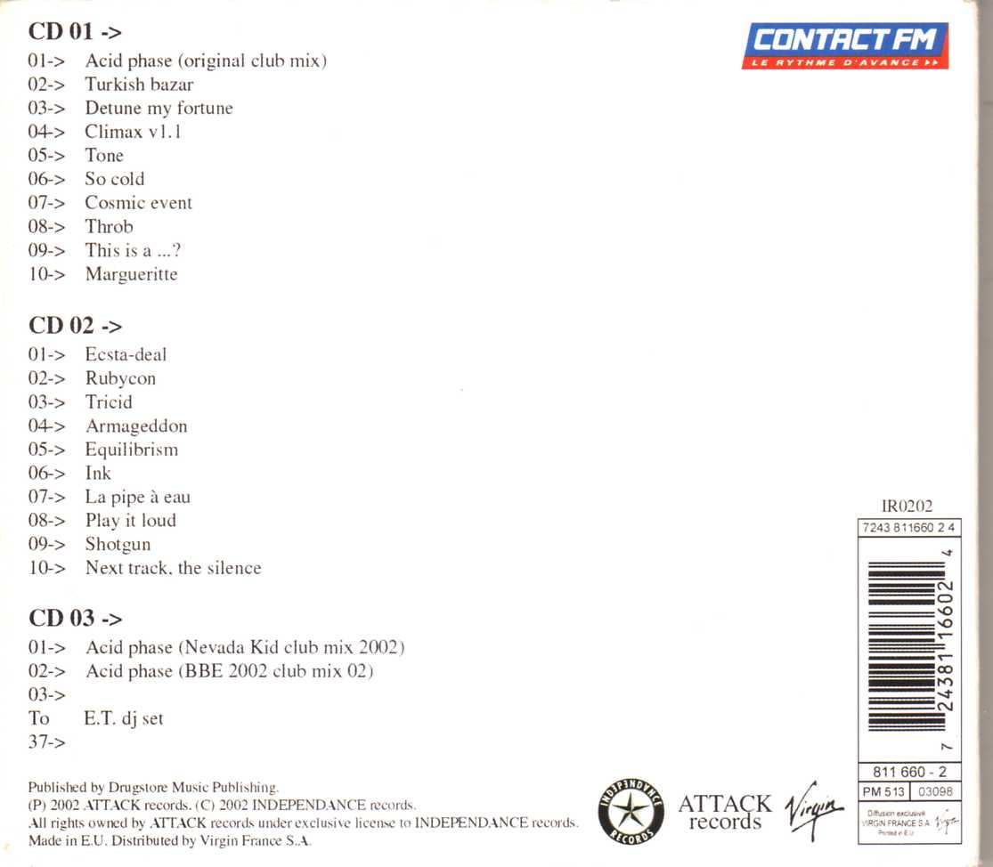 Emmanuel Top – Emmanuel Top (Best Of) – 3 CD