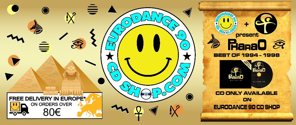 Eurodance 90 CD shop
