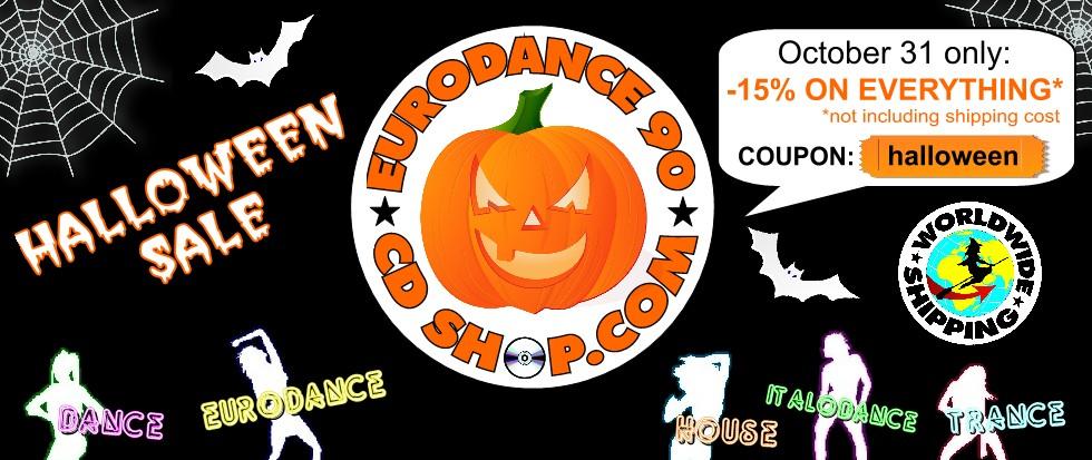 Eurodance 90 CD shop